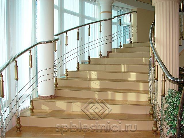 Бетонные лестницы фото СПБ