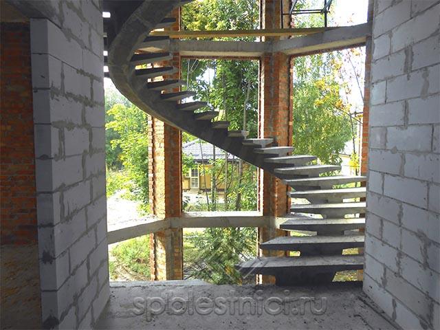 Бетонные лестницы купить в СПБ