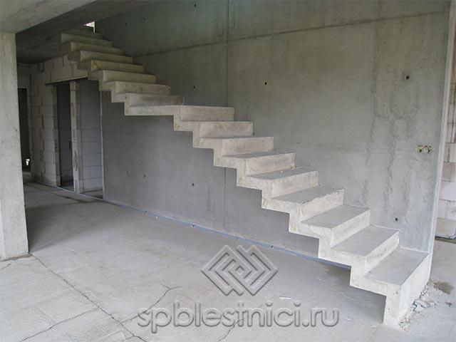 Бетонные лестницы цена СПБ