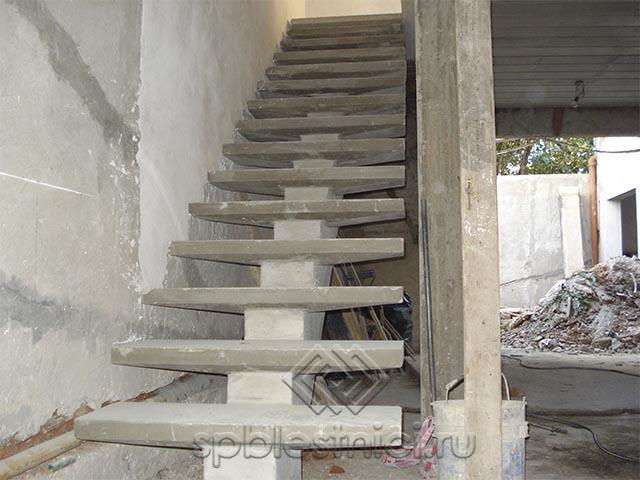 Бетонные лестницы универсальные СПБ