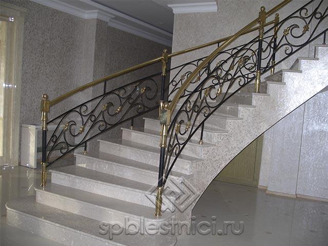 Делаем бетонную лестницу в СПБ