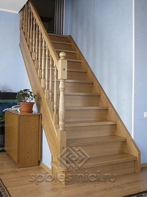 Деревянные лестницы в Санкт Петербурге