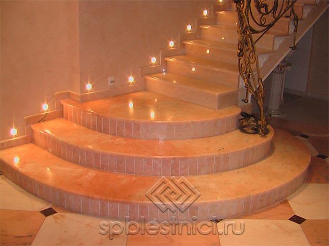 Изготовление бетонных лестниц в СПБ