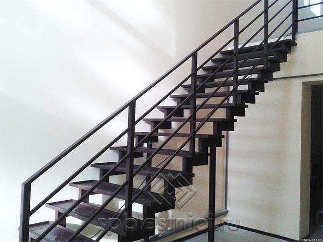 Изготовление металлических лестниц в Санкт Петербурге