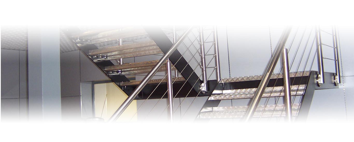 Металлические лестницы в СПБ