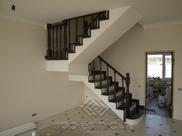 Заказать бетонную лестницу в СПБ