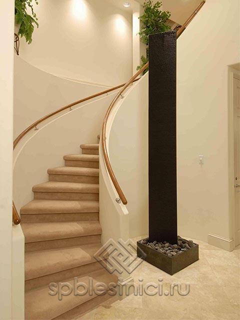 Заказать проект бетонной лестницы СПБ